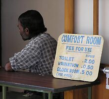 Comfort costs, sometimes by the clock in India by indiafrank