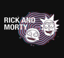 Rick and Morty by SageToast