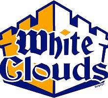 White Clouds Parody Logo by AdultTitles