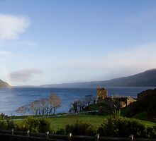 Urquhart Castle by Dylmor