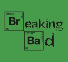 Breaking Bad by jamesb2000