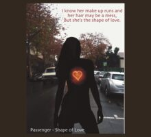 Passenger- Shape of Love by Icarusonia