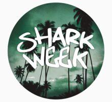 Shark Week Palm Trees by sharkweek