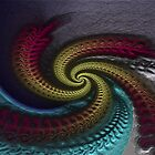 Spiral Fossils by barrowda