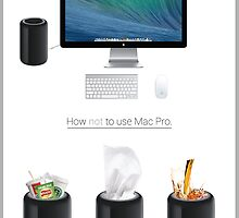 Mac Pro Instructions by ryaaanward