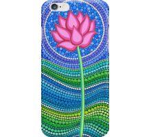 Lotus Growing iPhone Case/Skin