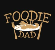 FOODIE dad! with a lobster on a plate by jazzydevil