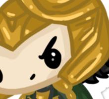Loki Sticker