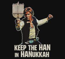 Han In Hanukkah by phatshirts