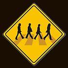 Abbey Road Crossing by RoamingGeek