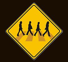 Abbey Road Crossing by RoamingGeek