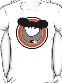 rubber udder ears logo roundel T-Shirt