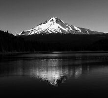 Mt Hood by Matt Amott