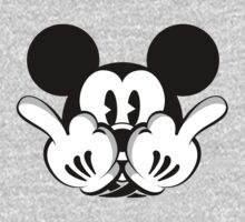 Mickey Head II by JohnnySilva