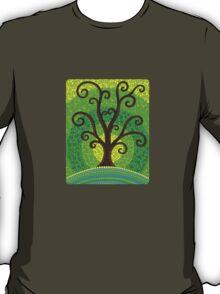 unfurling tree of lushiousness T-Shirt
