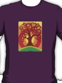 Autumn Illuminated Tree T-Shirt