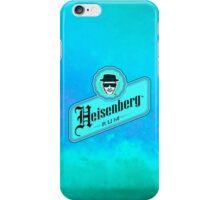 Heisenberg Rum Blue - Breaking Bad iPhone Case/Skin
