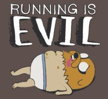 Running Is Evil by brittanacedes