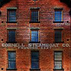 Cornell Steamboat Company by PineSinger