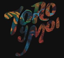 TORO Y MOI - Anything in Return Logo by sinisterstanzas