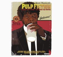 Pulp Fiction - Jules by KZADesign