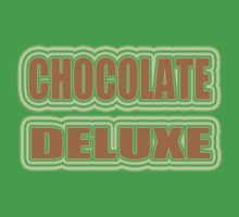 """CHOCOLATE DELUXE"" by SOL  SKETCHES™"