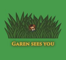 Garen sees you by Googhy