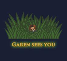 Garen sees you Kids Clothes