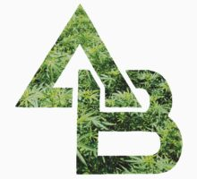 Action Bronson  weed logo by KZADesign