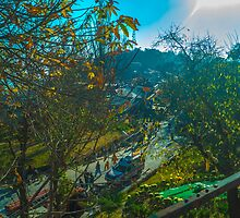 Scenic view of Murree by Zohaib Ali