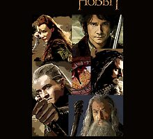 the hobbit by Empan