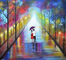 Romantic Interlude by artbymanjiri