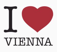 I ♥ VIENNA T-Shirt