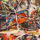 Snowbird by Diane  Kramer