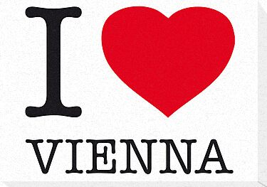 I ♥ VIENNA by eyesblau