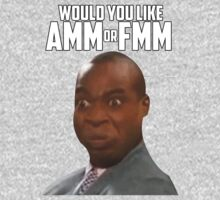 WOULD YOU LIKE AMM OR FMM by Sid Eagle