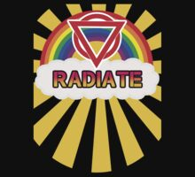 Radiate (English) by AluminiumEagles