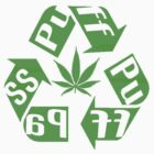 Recycle PuFF PuFF PaSS by chasemarsh