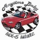 Mazda MX-5 Miata Anytime Baby by hotcarshirts