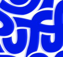 PUFF PUFF PASS Sticker