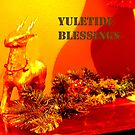 Yuletide blessings by ♥⊱ B. Randi Bailey