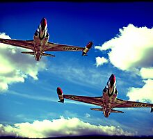 1960s T33 Thunderbirds by chris-csfotobiz