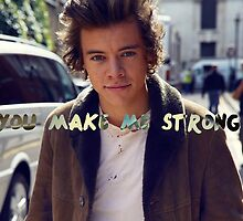 Harry Styles—You make me strong by kinderberry