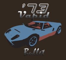 Vapid Bullet - Blue by Vipes