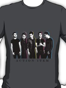 Action Item (white) T-Shirt