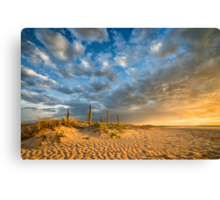 Summer Stormclouds Canvas Print