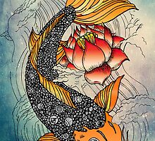 Koi by Tuky Waingan