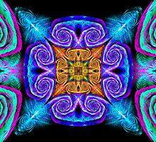 vuka electric swirls by LoreLeft27