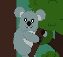 Koala by Lady-Ladlar
