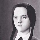 Wednesday Addams by brittnideweese